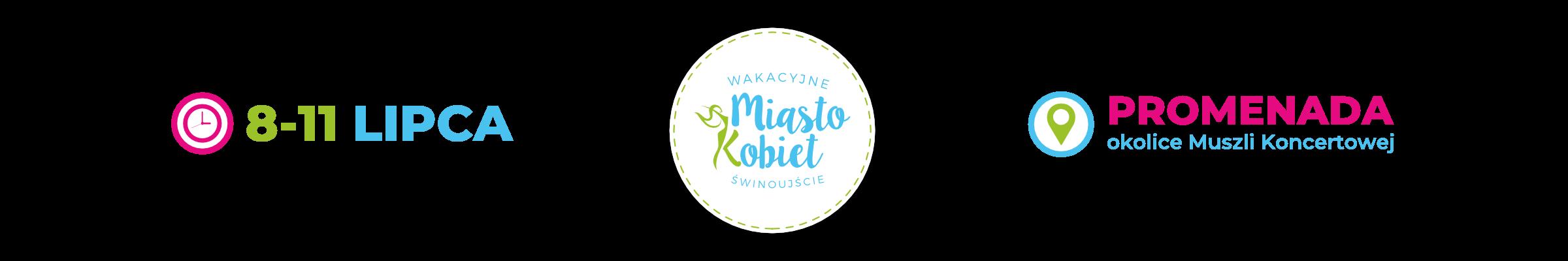 Wakacyjne Miasto Kobiet Logo