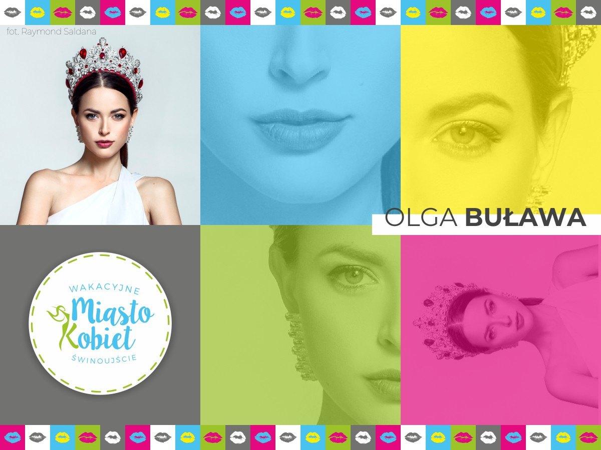 Olga Buława – Miss Polski  2018, odwiedzi tegoroczną edycję WMK