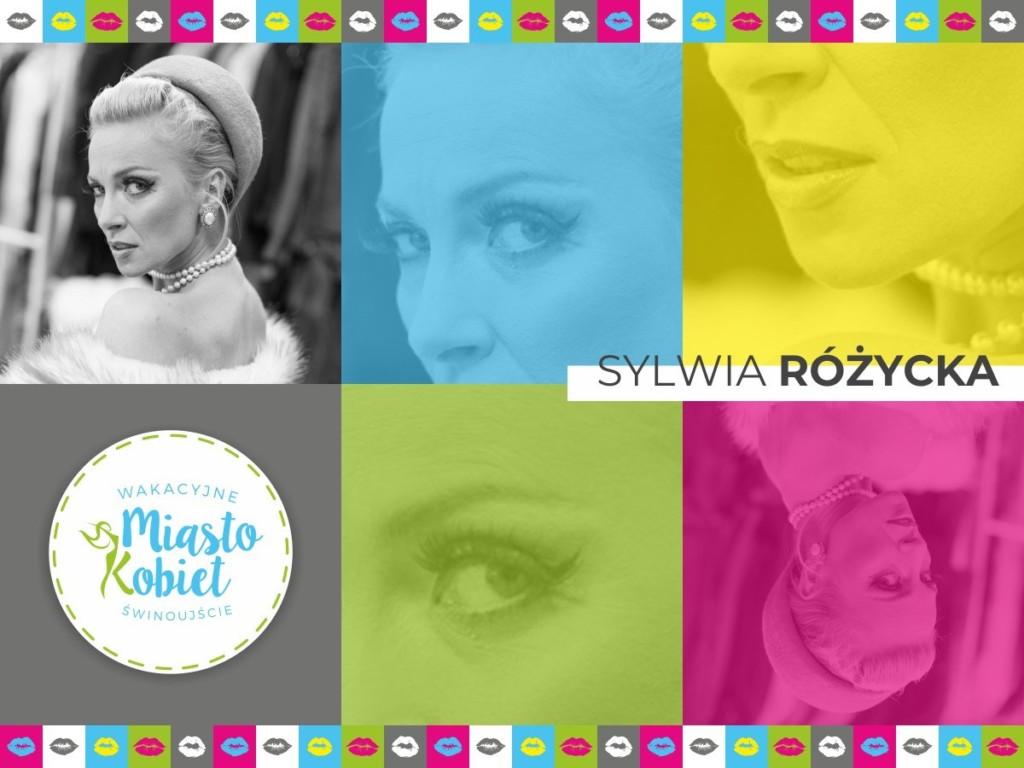 Sylwia Różycka z zespołem Feelhormones podczas Wakacyjnego Miasta Kobiet 2019